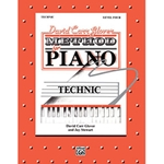 David Carr Glover Method for Piano Technic Level 4