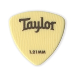 70719 Taylor Premium Darktone Ivoroid 346 Picks 1.21mm 6-Pack