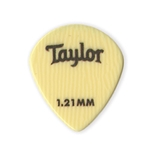 70721 Taylor Premium Darktone Ivoroid 651 Picks 1.21mm 6-Pack