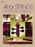 All For Strings Bass Book 1