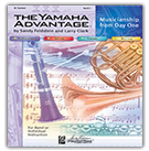 The Yamaha Advantage Baritone B.C. Book 1