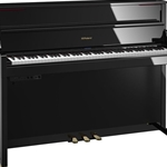 ROLAND LX17PEC SuperNATURAL Upright Grand Piano W/ Bench