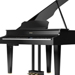ROLAND GP607PEC SuperNATURAL Baby Grand Piano