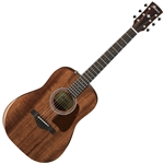 IBANEZ AW54JROPN Acoustic Guitar Dreadnought Junior w/ Arm Contour