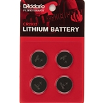 PLANET WAVES CR2032 Lithium Battery 3V (Watch Size)