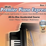 Alfred's Premier Piano Express Book 1