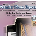 Alfred Premier Piano Express Book 3