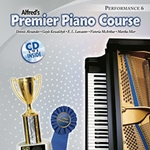 Alfred Premier Piano Course Performance Book 6