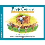 Alfred's Basic Piano Library Prep Course Solo Book B