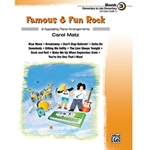Alfred Famous and Fun Rock  Book 3