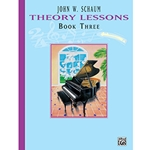 Alfred John W. Schaum Theory Lessons  Book 3