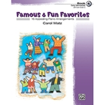 Famous and Fun Favorites Book 4
