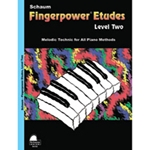 Fingerpower Etudes Level Two
