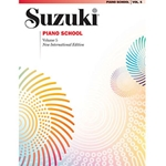 Suzuki Piano School New International Edition Piano Book Volume 5