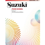 Suzuki Piano School New International Edition Piano Book Volume 7