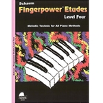 Fingerpower Etudes Level 4