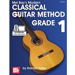 Modern Classical Guitar Method Grade 1 Book and CD