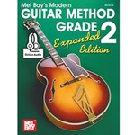 Modern Guitar Method Grade 2 Book & Online Audio