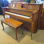 "Everett 40EVERETTCH 1984 40"" Cherry Console"