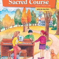 Alfred's Basic All-in-One Sacred Course Book 3