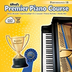 Alfred Premier Piano Course Performance 1B