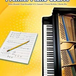 Alfred Premier Piano Course Theory Level 1B