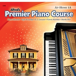 Alfred Premier Piano Course At-Home Book 1A
