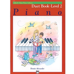 Alfred's Basic Piano Library Duet Book 2
