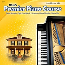 Alfred Premier Piano Course At-Home Book 1B