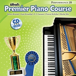 Alfred Premier Piano Course Performance 2B