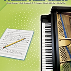 Alfred Premier Piano Course Theory 2B