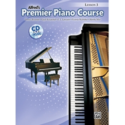 Alfred Premier Piano Course Lesson 3