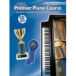Alfred Premier Piano Course Performance Book 5