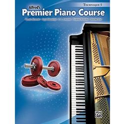 Premier Piano Course Technique Book 1A