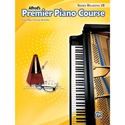 Alfred Premier Piano Course Sight-Reading Book 1B