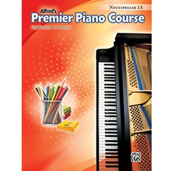 Alfred Premier Piano Course Notespeller Book 1A