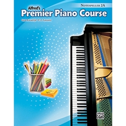 Alfred Premier Piano Course Notespeller Book 2A
