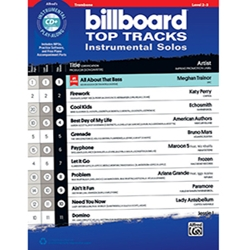 Billboard Top Tracks Instrumental Solos Trombone