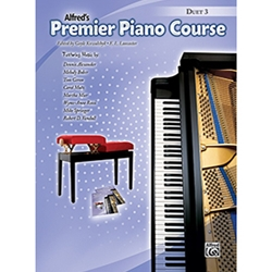 Alfred Premier Piano Course Duet Book 3