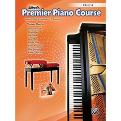 Alfred Premier Piano Course Duet Book 4