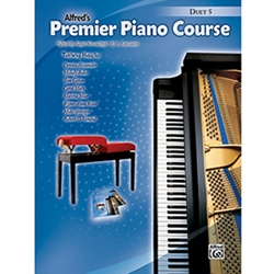 Alfred Premier Piano Course Duet Book 5
