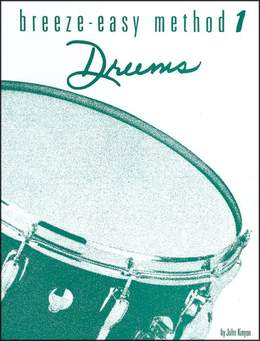 Breeze Easy Drums Book 1