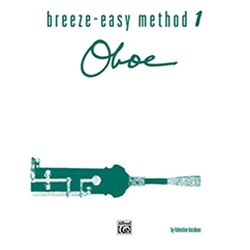 Breeze Easy  Oboe  Book 1