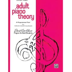 Adult Piano Theory Level 2