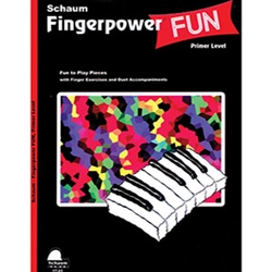 Fingerpower Fun Primer Level