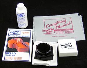 Accent CELCK833 Cello Care Kit