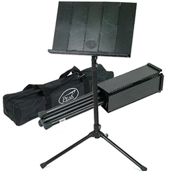 Peak Stands SMS20 Single Stage Music Stand w/ Bag