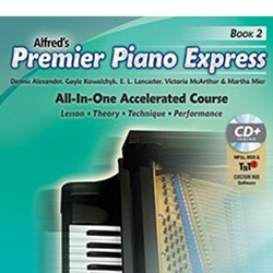 Alfred Premier Piano Express Book 2