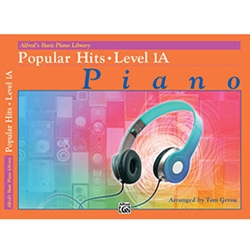 Alfred's Basic Piano Library Popular Hits Book 1A