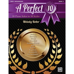 Alfred A Perfect 10 Book 3